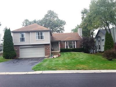 Bartlett Single Family Home For Sale: 664 White Oak Lane
