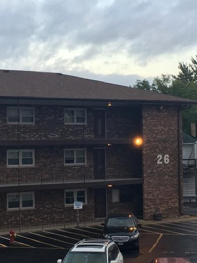 Fox Lake Condo/Townhouse Contingent: 26 North Pistakee Lake Road #3E