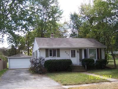 Woodstock Single Family Home For Sale: 647 Dane Street