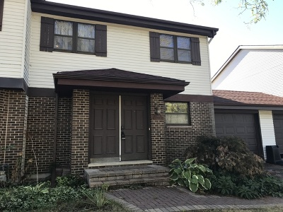 Naperville Condo/Townhouse Contingent: 7s458 Olympia Court