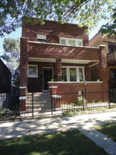 Chicago Multi Family Home Contingent: 7653 South Aberdeen Street