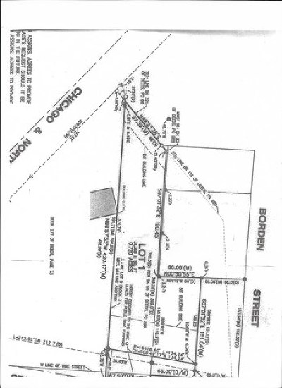 Huntley Residential Lots & Land For Sale: 10959 Route 47 Highway
