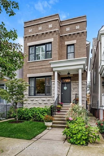 Single Family Home For Sale: 1910 West Oakdale Avenue