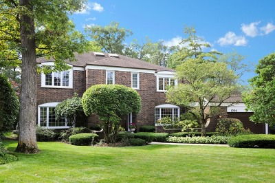 Highland Park Single Family Home Contingent: 1064 Saxony Drive