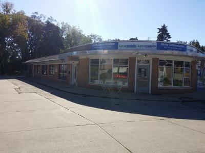 Elgin Commercial For Sale: 683-91 East Chicago Street