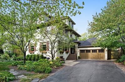 Winnetka Single Family Home For Sale: 390 Linden Street