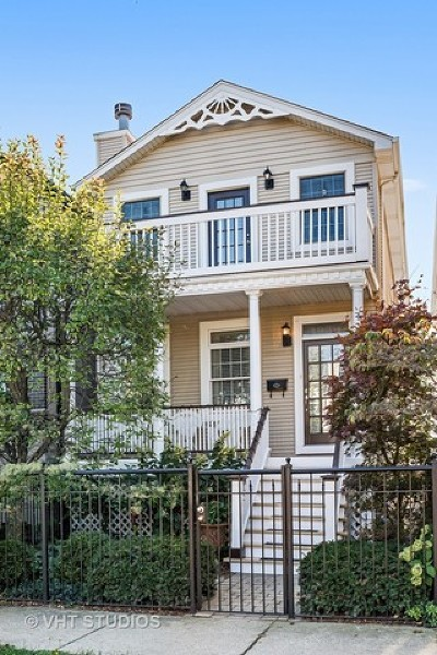 Single Family Home For Sale: 1939 West Oakdale Avenue