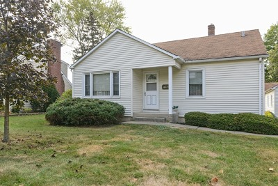 Crete Single Family Home Contingent: 1354 Selleck Street