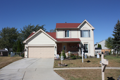 Streamwood Single Family Home Contingent: 928 Hartwood Drive