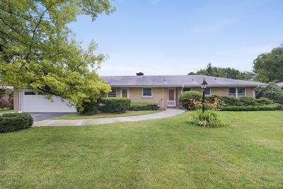 Skokie Single Family Home For Sale: 8625 Skokie Boulevard