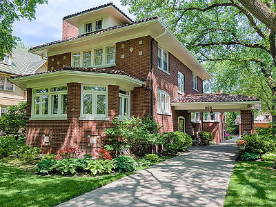 River Forest Single Family Home For Sale: 925 Bonnie Brae Place