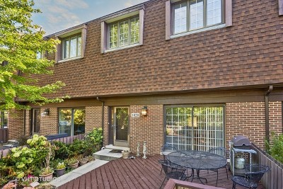 Highland Park Condo/Townhouse For Sale: 1020 Deerfield Road