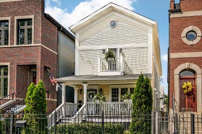 Bronzeville Single Family Home For Sale: 640 East Bowen Avenue