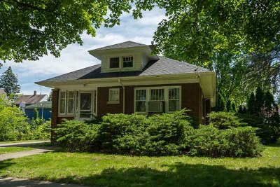 Elgin Single Family Home Contingent: 635 Brook Street