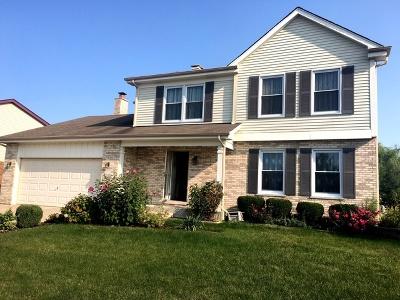 Lemont Single Family Home For Sale: 1082 Covington Drive