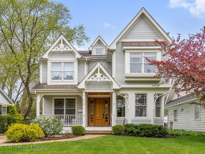 Hinsdale Single Family Home For Sale: 615 North Grant Street