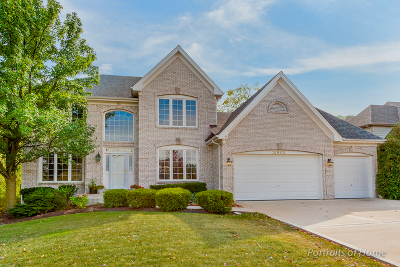 Winfield Single Family Home Contingent: 26w435 Interlachen Lane