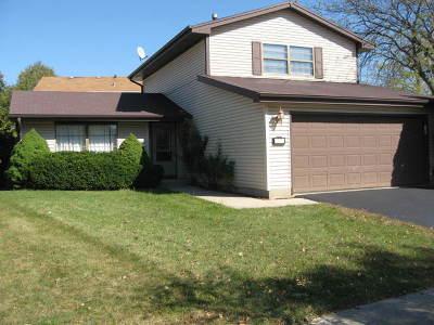Hoffman Estates Single Family Home For Sale: 1530 Brookside Drive