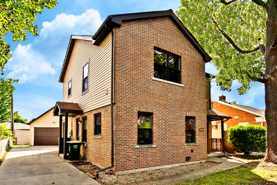 Niles Single Family Home For Sale: 6845 West Madison Street