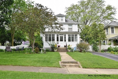 St. Charles Single Family Home Price Change: 17 North 5th Street