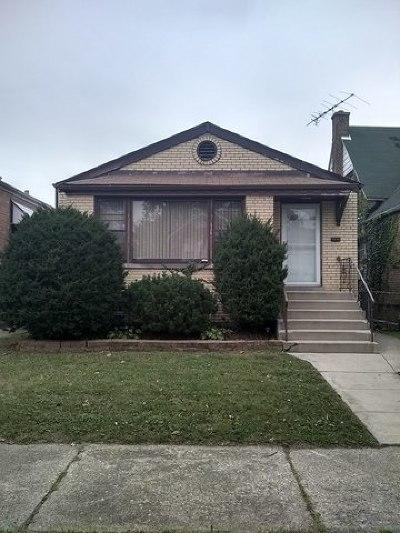 Single Family Home For Sale: 14415 South Eggleston Avenue