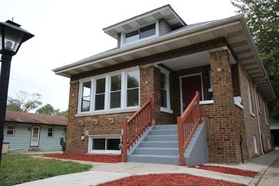 Villa Park Single Family Home Contingent: 532 South Cornell Avenue