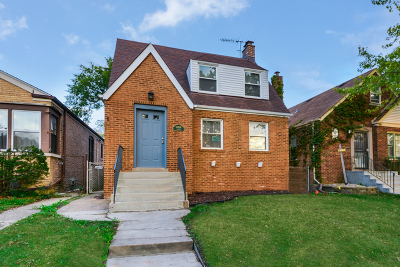 Single Family Home For Sale: 14305 South La Salle Street