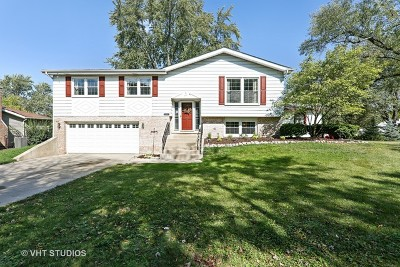 Wheaton Single Family Home Contingent: 2021 Brentwood Court