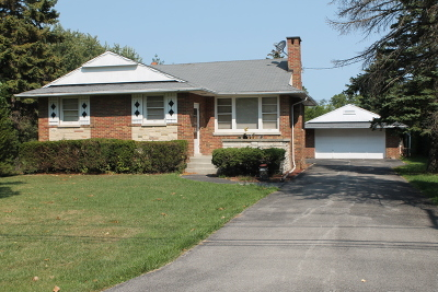 Lombard Single Family Home For Sale: 606 West Pleasant Lane