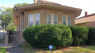 Single Family Home Contingent: 12239 South Stewart Avenue