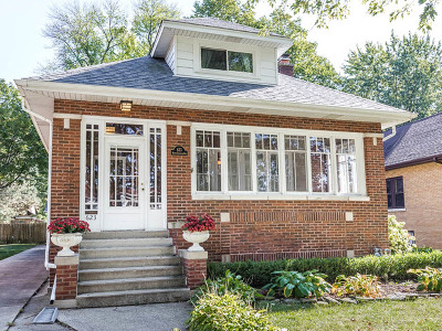 La Grange Park Single Family Home For Sale: 623 North Brainard Avenue