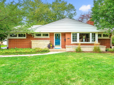 Wheaton Single Family Home Contingent: 1018 James Court