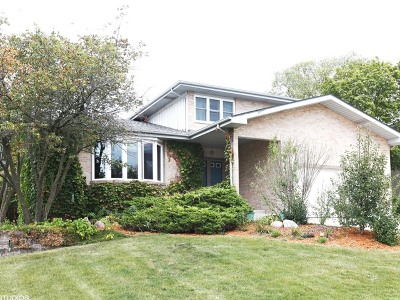 Lemont Single Family Home Price Change: 501 Wexford Drive