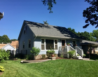 Naperville Single Family Home For Sale: 836 North Main Street