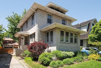 Oak Park Single Family Home For Sale: 1121 North Harvey Avenue