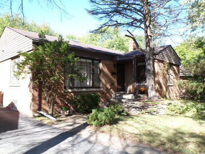 Homewood Single Family Home Contingent: 18444 Perth Avenue
