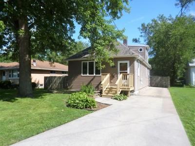 Homewood Single Family Home For Sale: 1458 Ridge Road