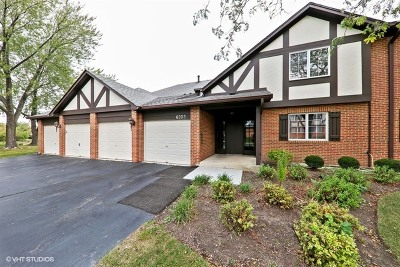 Willowbrook Condo/Townhouse Contingent: 6203 Lakepark Lane #A