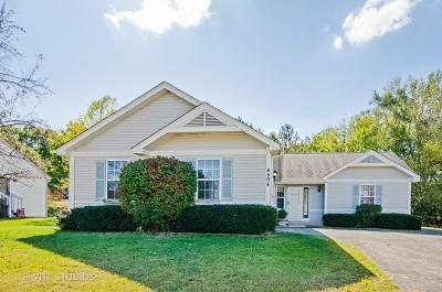 Island Lake Single Family Home Price Change: 4504 Vista Drive