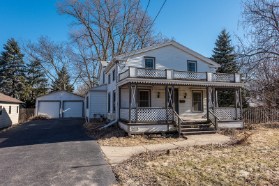 Plainfield Single Family Home For Sale: 15319 South Joliet Road