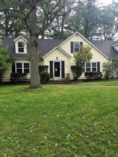Crystal Lake Single Family Home For Sale: 4612 Tile Line Road