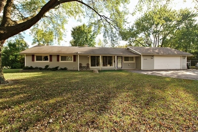 Country Club Hills  Single Family Home For Sale: 4501 183rd Street