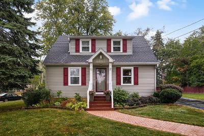 Elmhurst Single Family Home For Sale: 15w776 Lexington Street
