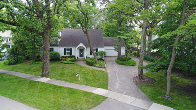 Lake Forest Single Family Home For Sale: 767 East Illinois Road