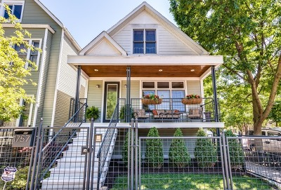 Single Family Home For Sale: 1757 West Henderson Street