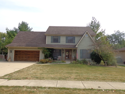 Batavia Single Family Home Re-activated: 840 Roberts Lane