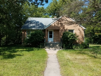 Spring Grove Single Family Home For Sale: 7903 Blivin Street