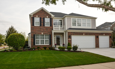 Huntley Single Family Home For Sale: 10835 Allegheny Pass
