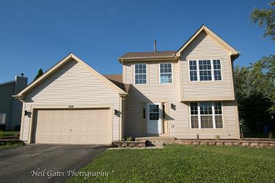 Bolingbrook Single Family Home For Sale: 188 Penny Lane
