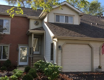 Hinsdale Condo/Townhouse For Sale: 404 58th Place #B2E